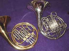 french horns!
